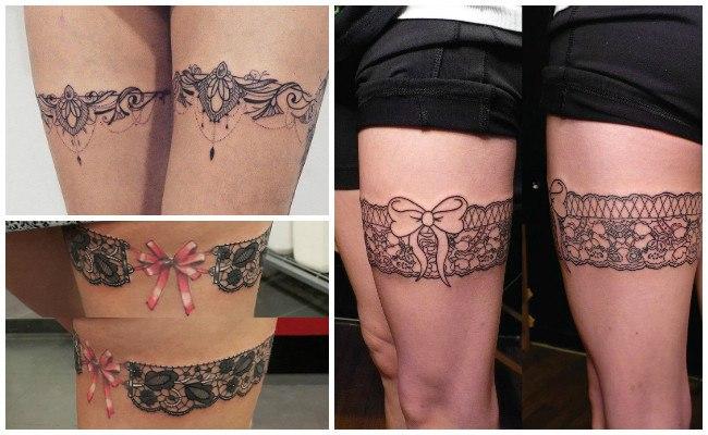 Tatuajes de ligueros a color