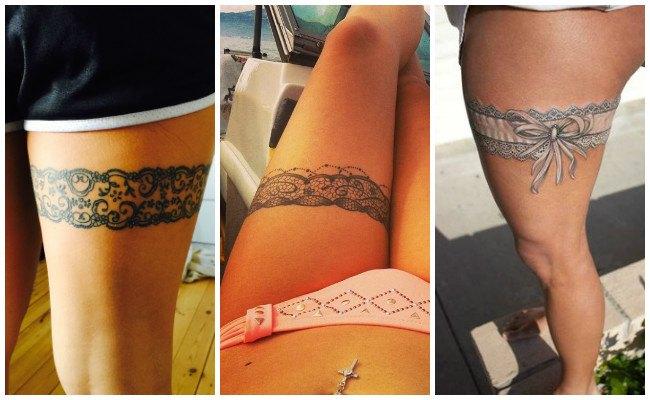 Tatuajes de ligueros pequeños
