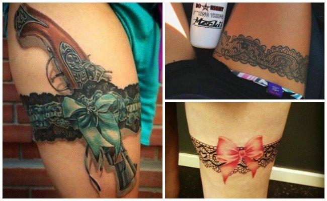 Tatuajes de ligueros