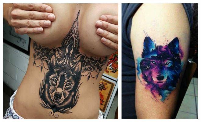 Tatuajes de lobos y su significado
