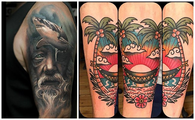 Tatuajes de marinos