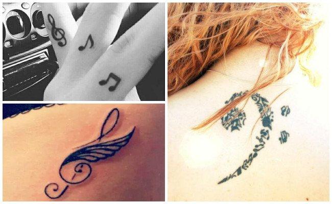 Tatuajes de música electrónica