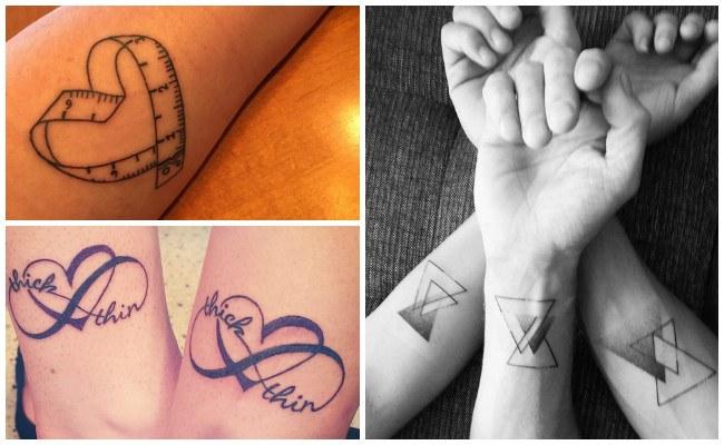 Tatuajes de nombres de hijos para hombres