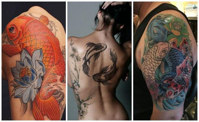 Tatuajes de peces y su significado