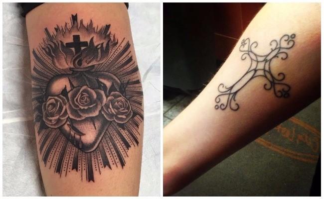 Tatuajes de rosario central