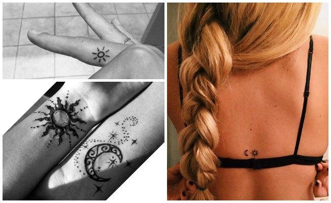 Tatuajes De Soles Y Su Significado Que Iluminaran Tu Piel