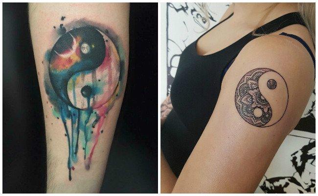 Tatuajes Del Ying Yang Sabes Lo Que Significa Este Símbolo Ancestral