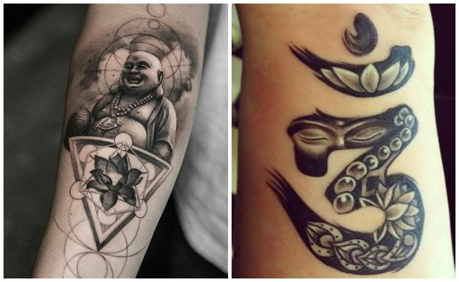 Tatuajes del buda