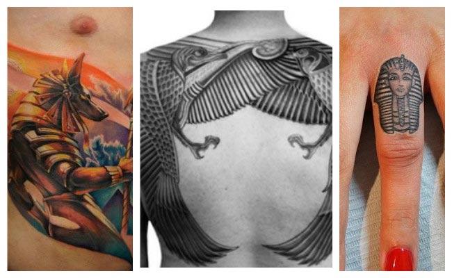 tatuajes egipcios significado