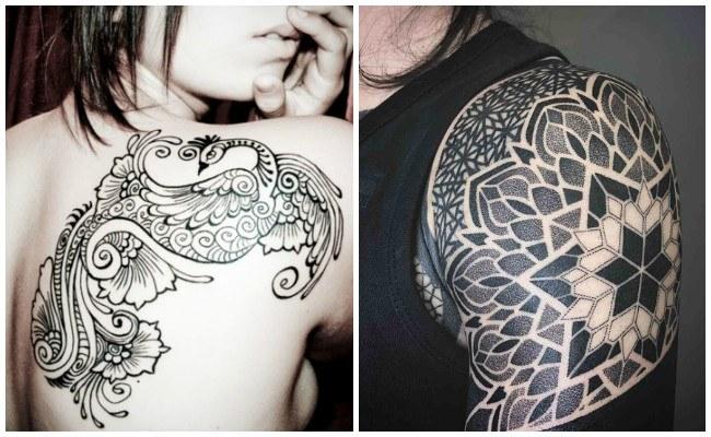 Tatuajes en el hombro y su significado