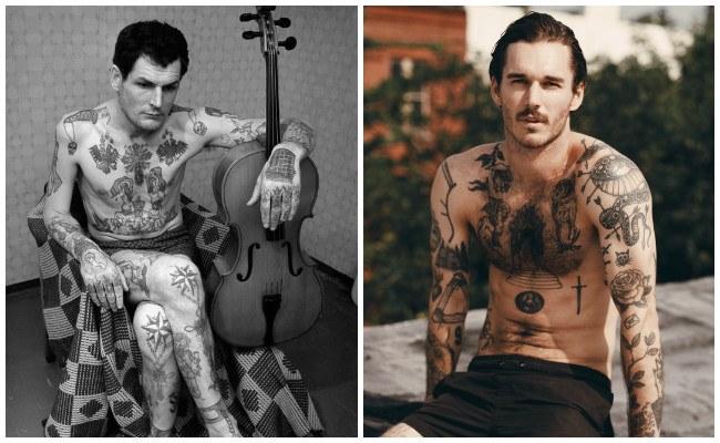 Tatuajes en el pecho de frases