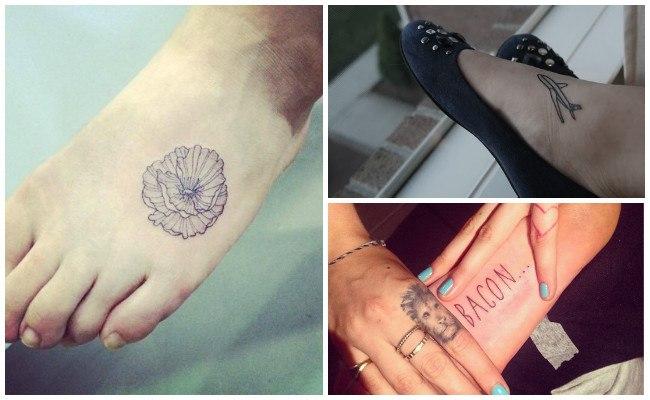 Tatuajes en el pie para parejas