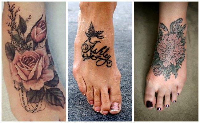 Tatuajes en el tobillo y si duelen