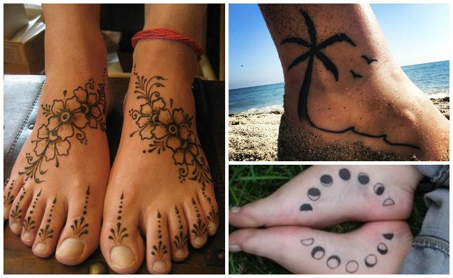 Tatuajes en el tobillo con nombres