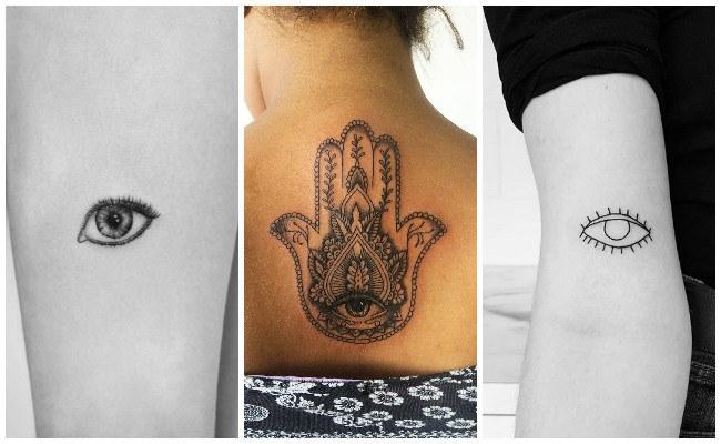 Tatuajes De Ojos Y Su Significado Disenos E Ideas Geniales