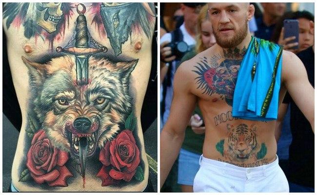Tatuajes en la cadera y sus diseños