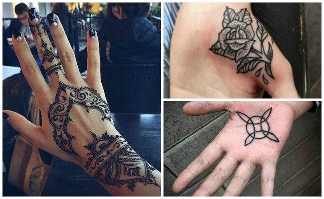 Tatuajes En La Manopara Mujeres Y Hombres Lo Que No Sabes