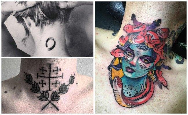 Tatuajes en la nuca y su significado