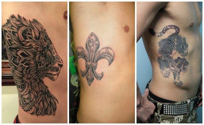 120 Imágenes De Tatuajes En Las Costillas Para Mujeres Y Hombres
