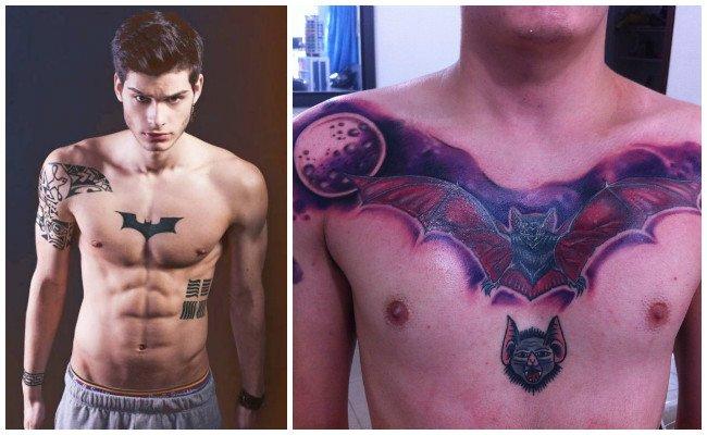 Tatuajes en un pecho