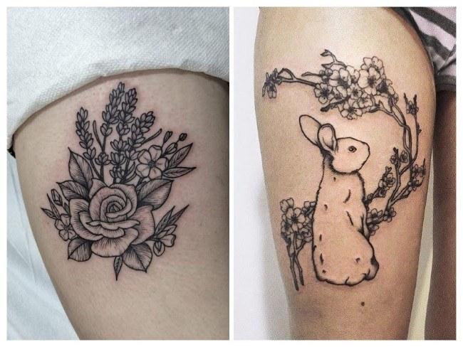 tatuajes femeninos chiquitos