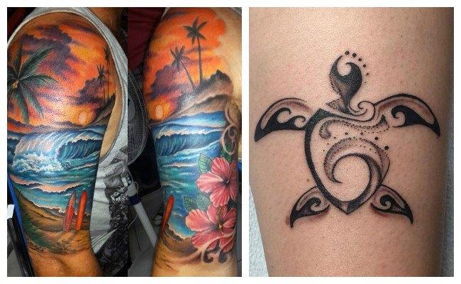 Tatuajes hawaianos con significado