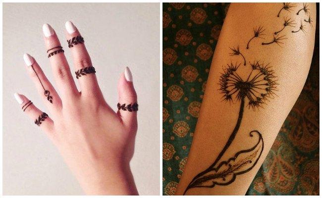 Tatuajes de henna cuánto tiempo duran