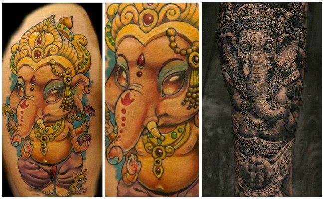 Tatuajes hindúes de boda
