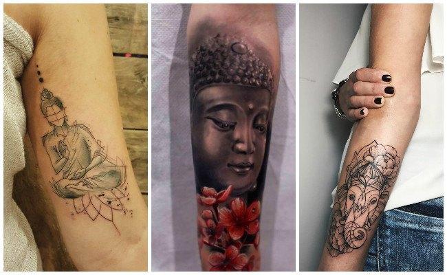 Tatuajes hindúes y significado