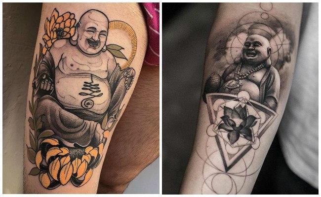 Tatuajes mágicos budistas