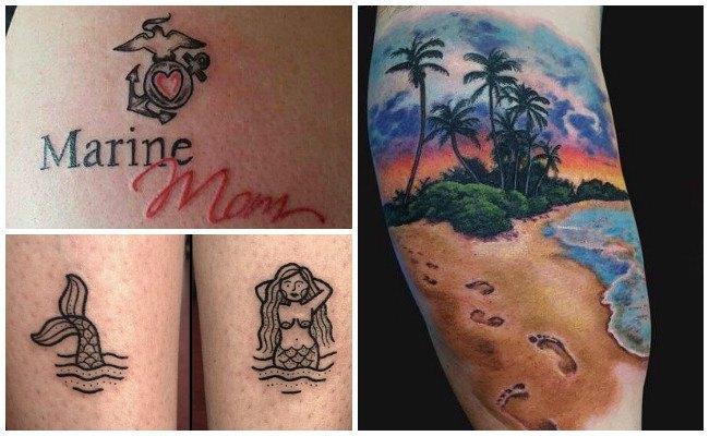 Tatuajes marineros y su significado
