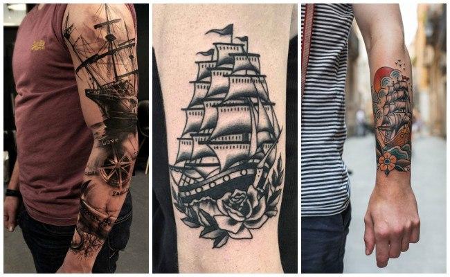 Tatuajes marinos para mujeres