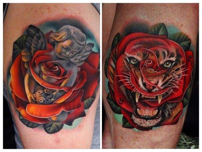 tatuajes masculinos