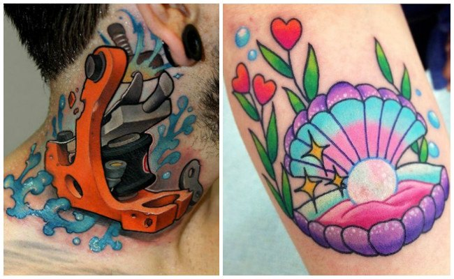 Tatuajes modernos para mujeres