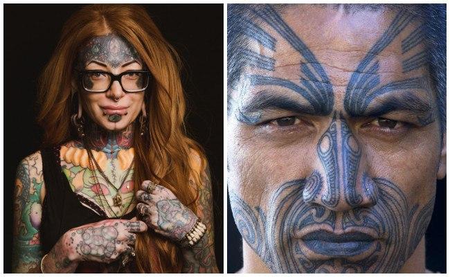 Tatuajes de los ojos de Horus