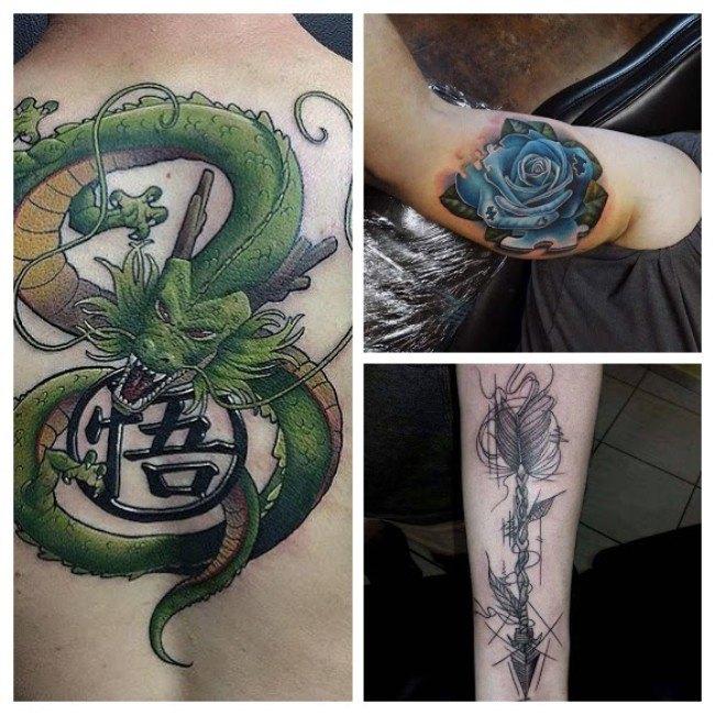 tatuajes originales hombre