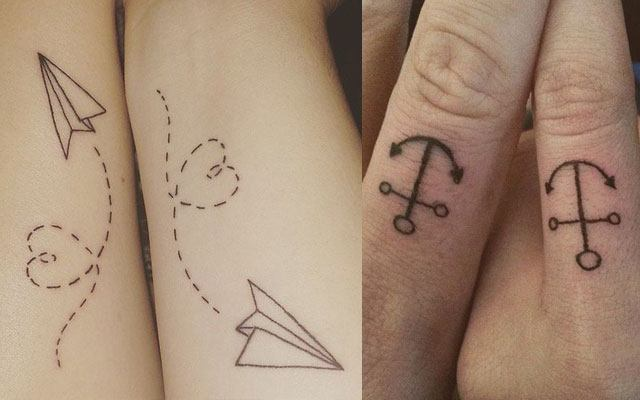 tatuajes para dos