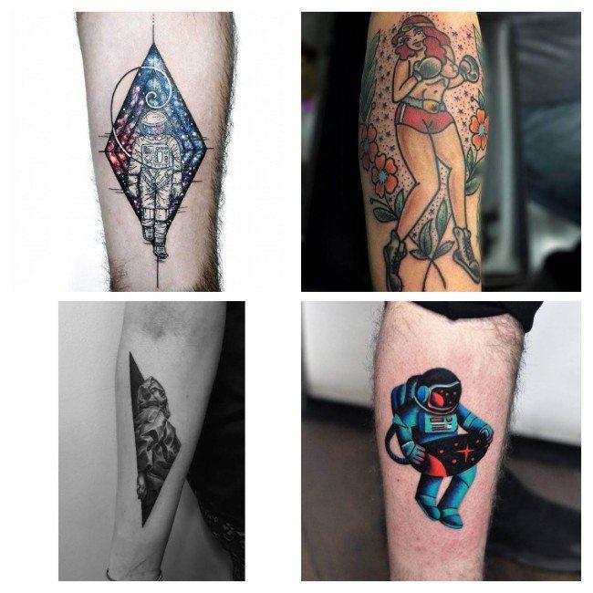 tatuajes para hombres brazo