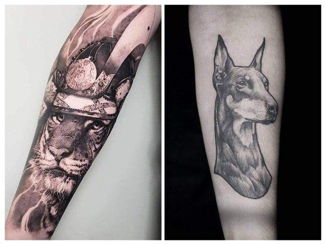 tatuajes para hombres chicos