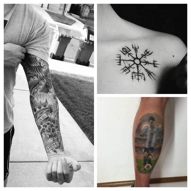 tatuajes para hombres con nombres