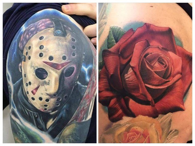 tatuajes para hombres diseños