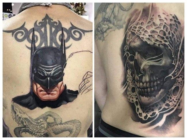 tatuajes para hombres en la mano