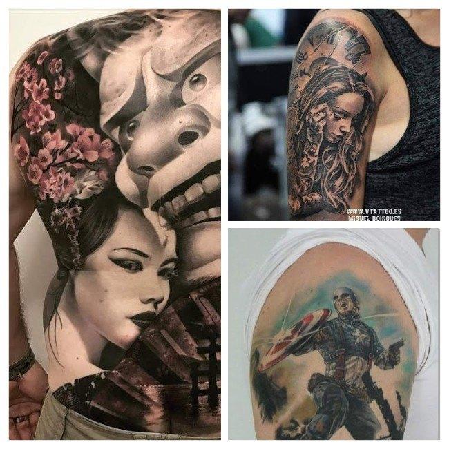 tatuajes para hombres tobillo