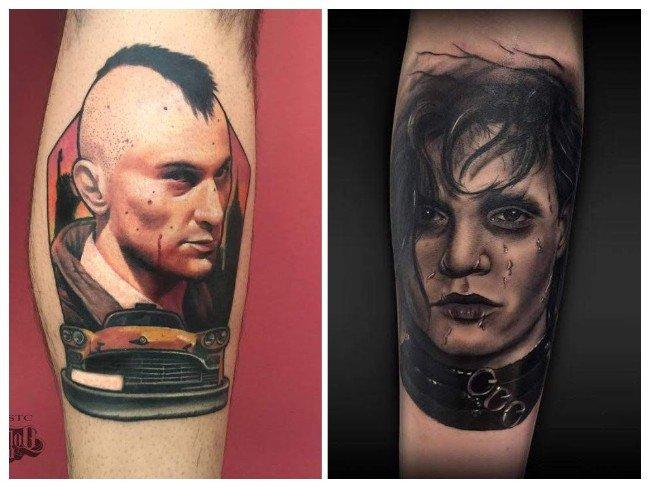tatuajes para hombres tribales