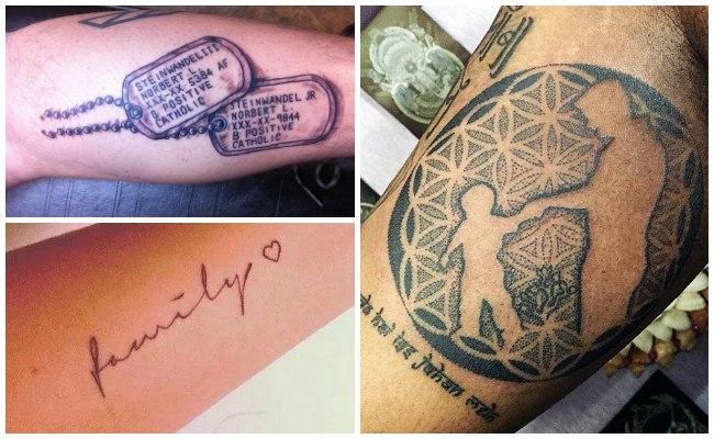 Tatuajes para madre e hija