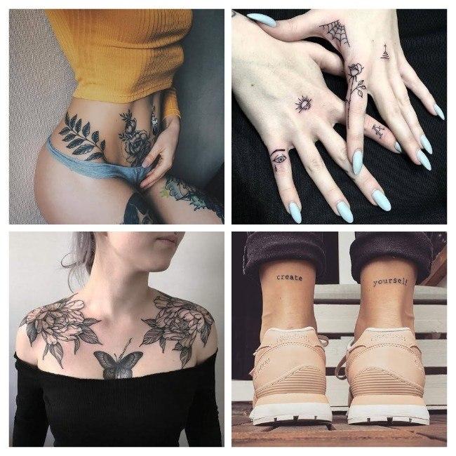 tatuajes para mujer hombre