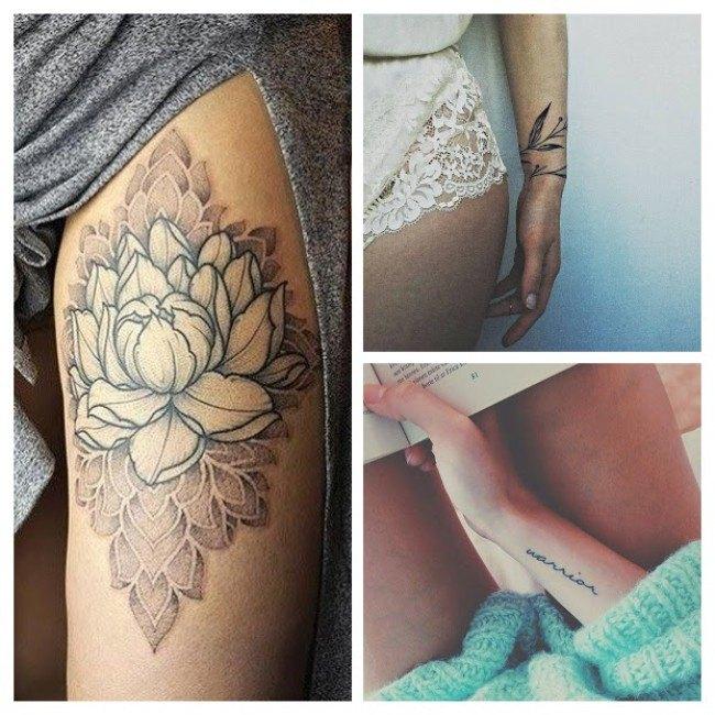 tatuajes para mujeres chidos