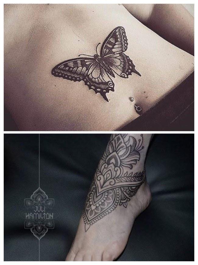 tatuajes para mujeres con hijos