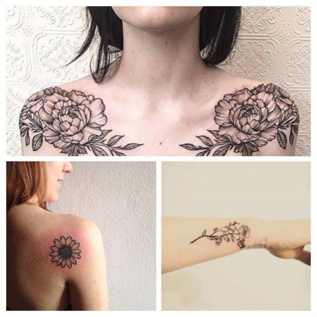 tatuajes para mujeres costado
