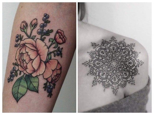 tatuajes para mujeres fotos